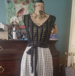 Ace and Jig Gilded Octavia dress M